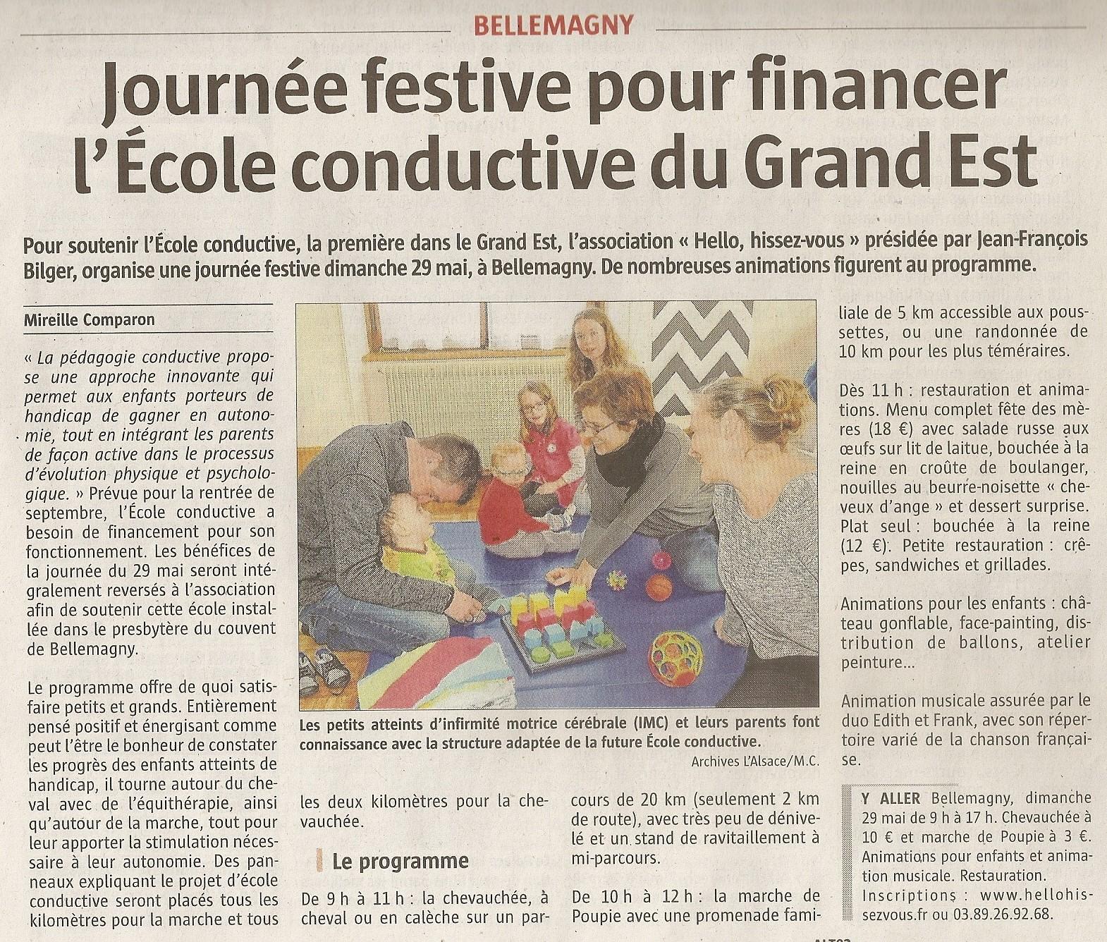 L'Alsace jounrée festive0000